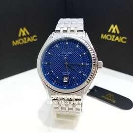 Jam Tangan Pria Mozaic MZ 1025M