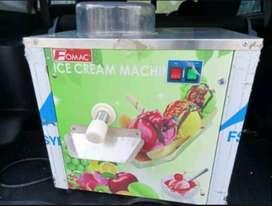 Mesin hard ice cream fomac