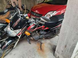 TVS bike just travelled 2150KM in superb condition