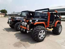 Rahul jeep modified- All type of open modified jeeps Order Base Ready