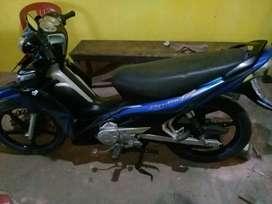 Yamaha jupiter zx 2010 surat lengkap motor siap pakai