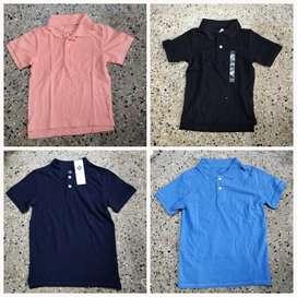 Kids summer t-shirt Boys tshirt Girls frock export surplus Tiruppu