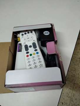d2h  set up box new