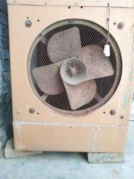 Iron body cooler
