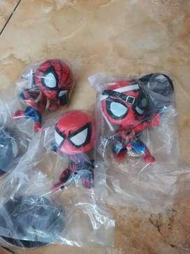 Figure mini spiderman
