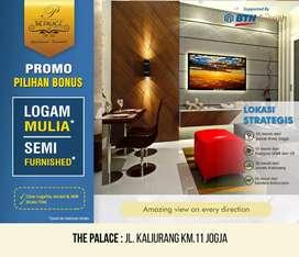 Apartement The Palace 1020 Terdekat Ke Bandara