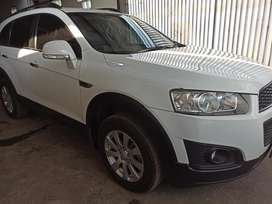 Captiva 2014 AT TdP 44,9 Diesel km 60 Rb an