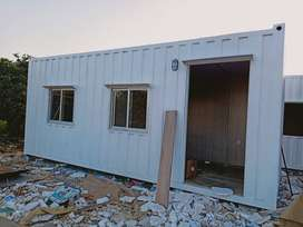 Office Container, Sandwich Office, joint container,  porta cabin