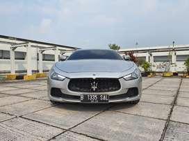 Maserati Ghibli 2015 twinturbo Charged