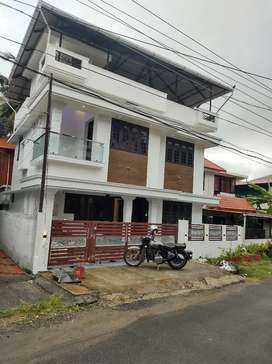Elegant New Furnished Villa For Sale Near Poomkunnam Thrissur