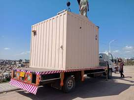 porta cabin office container marketing container available Lahore