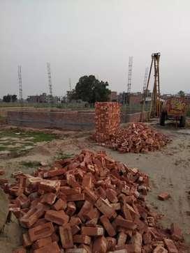 Plots for sale Ludhiana road Daumajra kharar