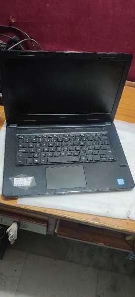 Dell Vostro 14 colour Black i3 7th gen 4gb 1TB HDD