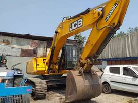 (2018 Dec) JCB JS 205 LC Excavator, Next to Showroom Condition.