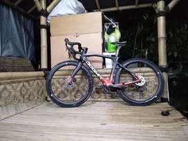 Road bike pinarello dogma