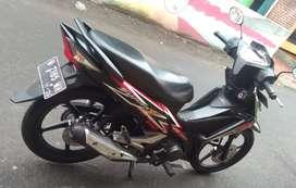 New Supra X 125 FI CW 2014