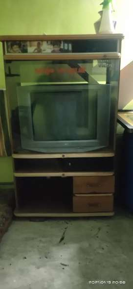 Sale for this furniture and tv