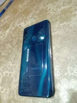 Huawei y9 prime green colour condition 10/9.5