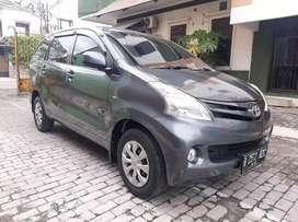 All New Avanza E 2012
