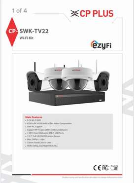 CCTV system sale and service