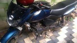Yamaha purple blue