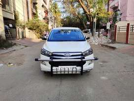Toyota INNOVA CRYSTA 2.4 ZX Manual, 2017, Diesel