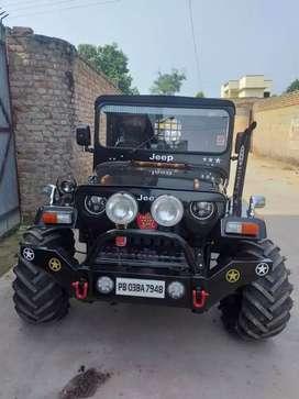 Jeep modified joga
