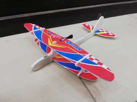 Chargeable hand throw Flying toy airplane/ aeroplane/ glider/ aircraft