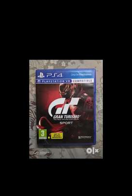 I want to sell my Gran Turismo Sport VR Ps4