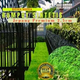Rumput sintetis Jepang Taman