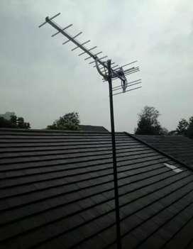 Specialist pasang signal antena tv murah terdekat cipayung