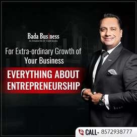 Bada Business Consultant - Mr. Utkarsh Srivastava