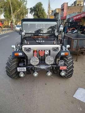 All Jeep Varma Jeep modified