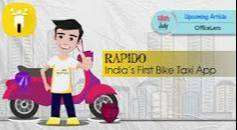 Rapido Wanted delivery girls