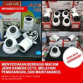 Jasa Pemasangan dan Perbaikan CCTV