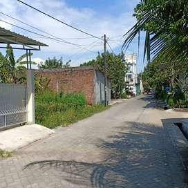 Tanah Bgs Siap Bangun Jalan Syuhada Barat II Pedurungan Semarang Timur