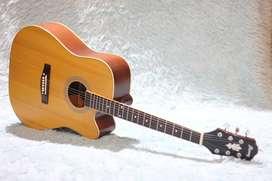 gitar akustik jumbo