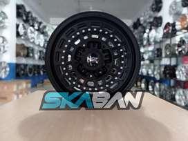 menjual hsr wheel ring 15x7 h10(100/114,3) di ska ban pekanbaru