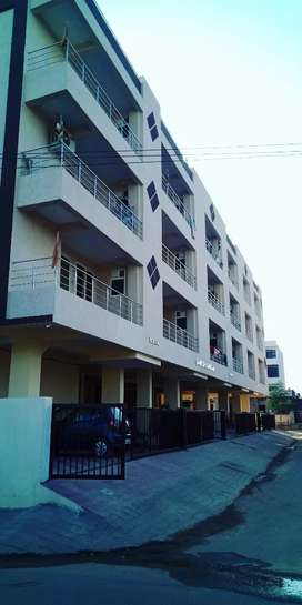 2 BHK loanable flat ready to shift in Jagdamba Nagar