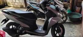 Yamaha freeGo S ABS 2020, umur baru 7 bulan