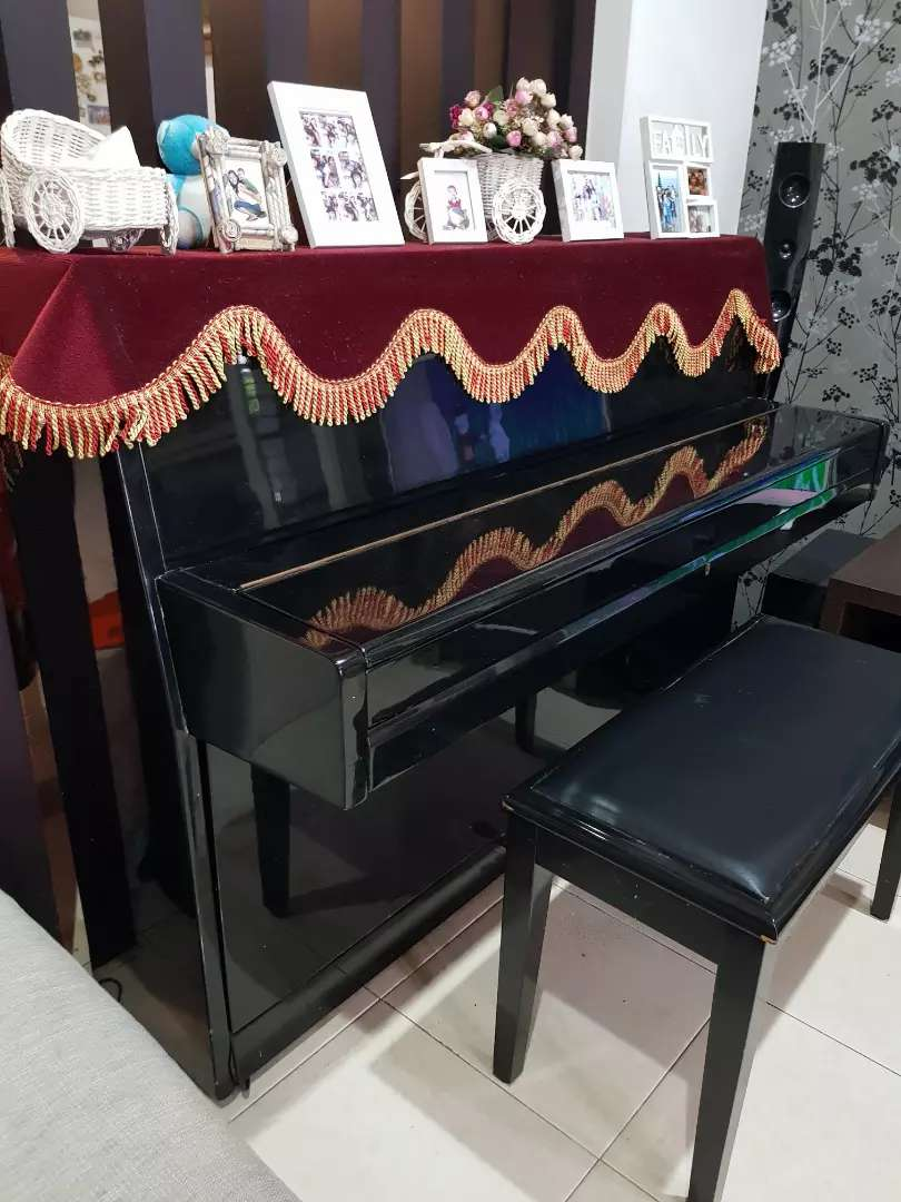 Piano merk Scheilter 0