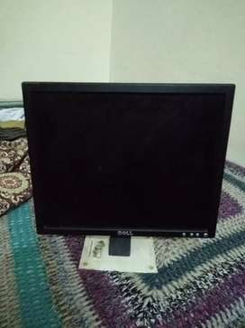 Dell lcd almost new