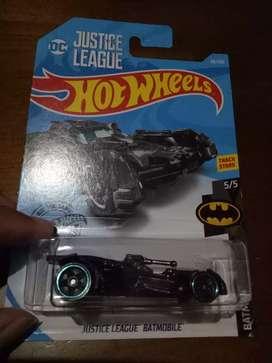 Hotwheels Batman seri Justice League
