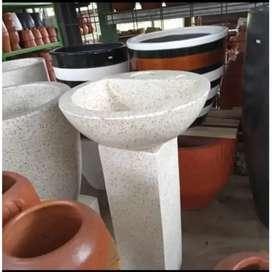 Washtafle super terrazzo