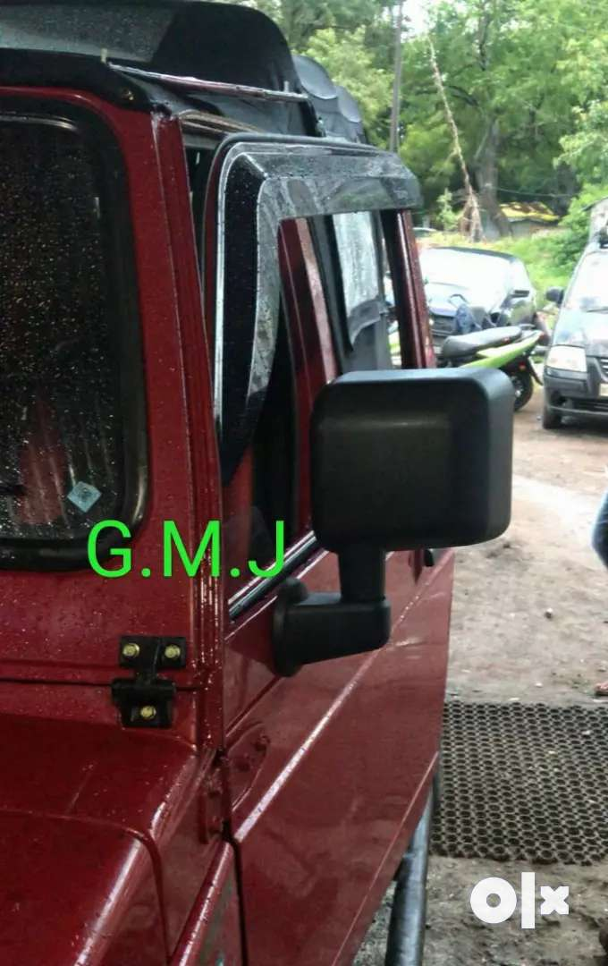 Wrangler original side mirror for thar jeep gypsy 0