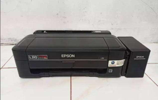 Printer Epson L310 + Tinta Sublim