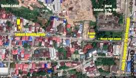 Rumah Disewakan Dikontrakkan Anggur Tengah Kota Samarinda Anti Banjir