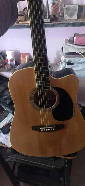 Pluto Acoustic guitar