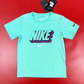 ORIGINAL Nike Kaos T Shirt Baju Anak Laki-laki perempuan Kids Kid BNIB