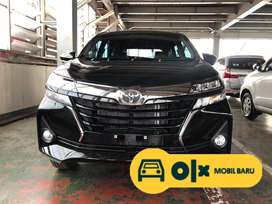 [Mobil Baru] Toyota Avanza 1.3 G Manual Kredit Pasti Approve 100%